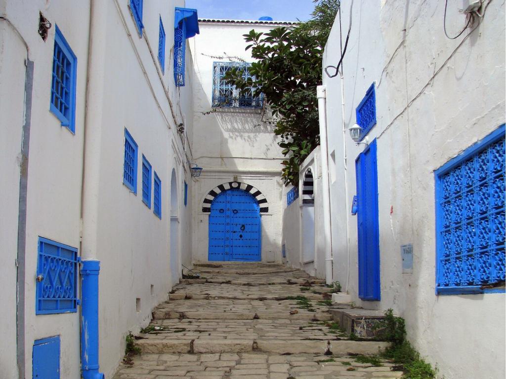 Atmosfera Sidi bu Saida