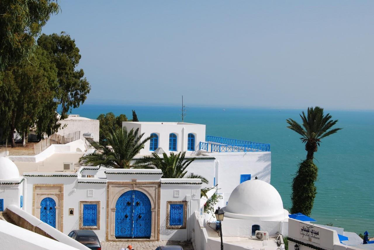 Sidi bu Said – mesto za život
